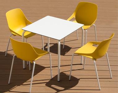 Mobiliario para hosteler a leber fornitures - Sillas exterior hosteleria ...