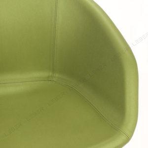Detalle Silvertex sillón Bruc