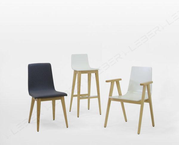 Alexander - Mobiliario de madera para restaurante