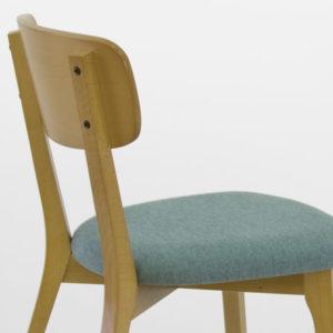 Silla Laia mobiliario madera hosteleria