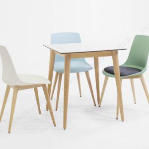 Sillas y mesas para hostelería