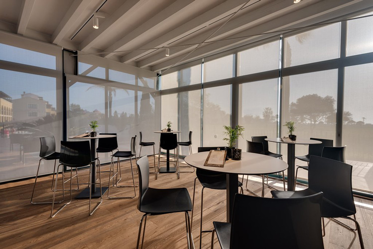 Taburete para restaurante - Mobiliario de hostelería