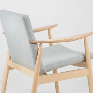 Sillon Folk madera contract